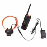 shop Dogtra T&B Dual Transmitter and Collar on Charger