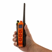 shop Dogtra T&B Dual Transmitter in Hand