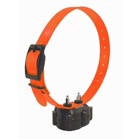 DT Systems Micro iDT PLUS Add-On Collar with Orange Strap