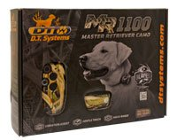 DT Systems MR 1100 Master Retriever Camo Remote Training Collar
