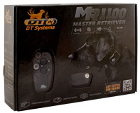 DT Systems MR 1100 Master Retriever Remote Training Collar