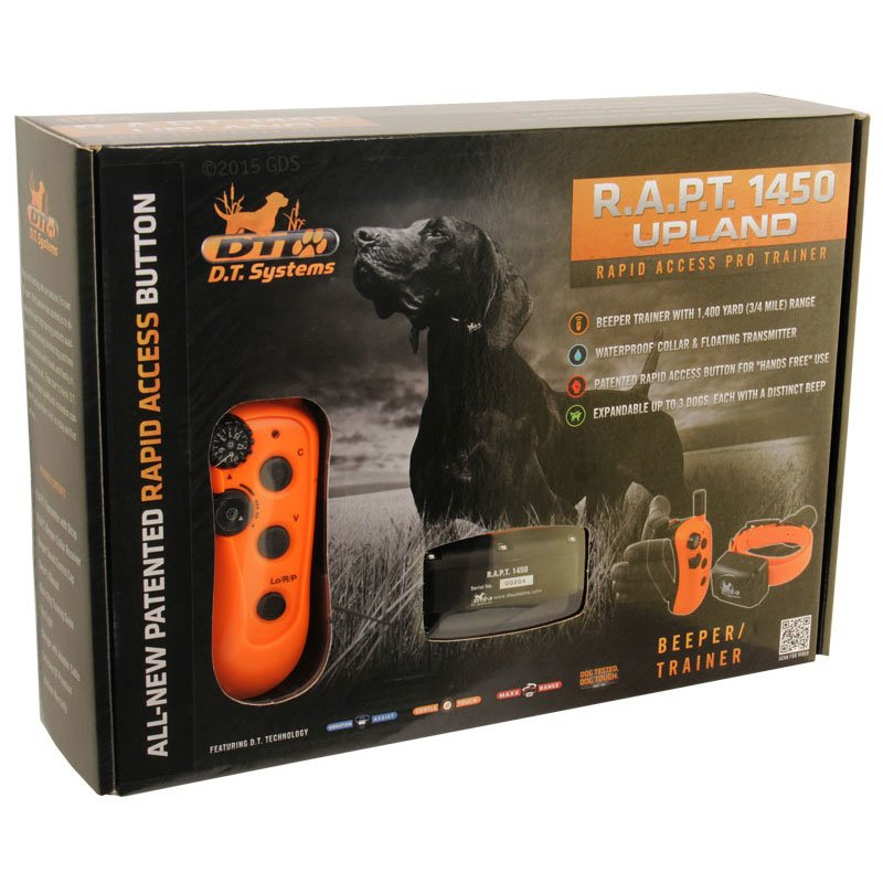 DT Systems R.A.P.T. 1450 Upland Box
