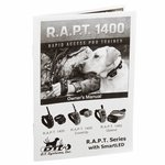 shop DT Systems R.A.P.T. 1450 Upland Manual