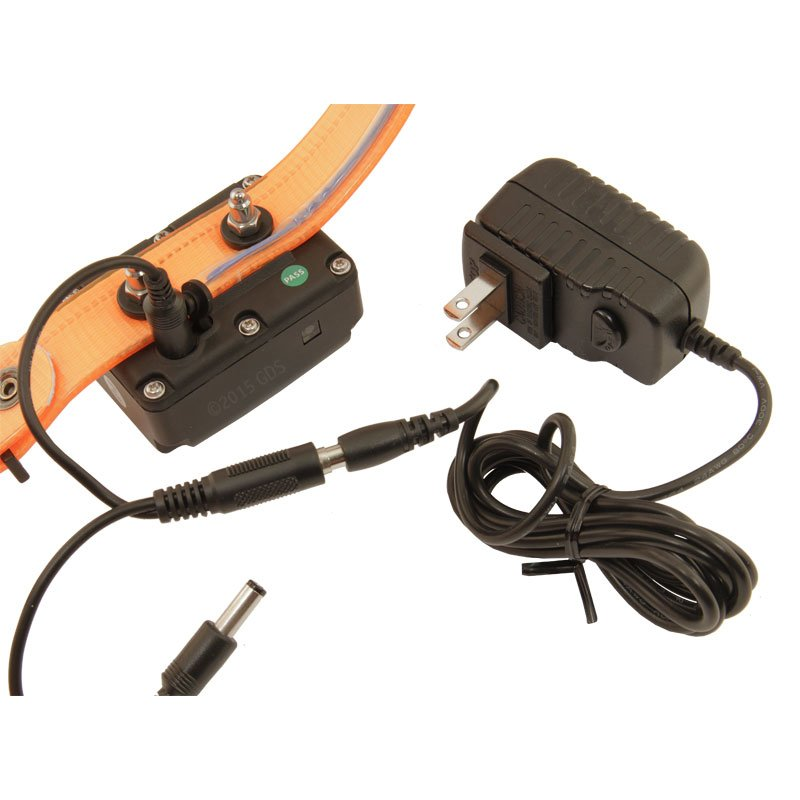 DT Systems R.A.P.T. 1450 Upland Receiver on Charger