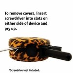 shop Educator ET-302TS-L Transmitter Cover Removal