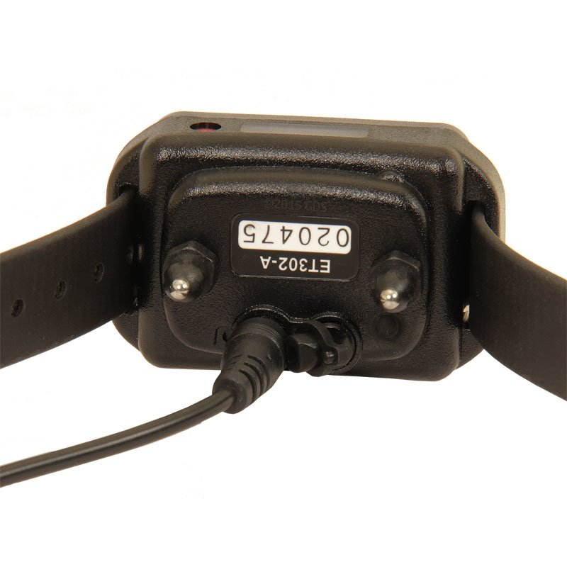 Educator ET-302-A Collar on Charger