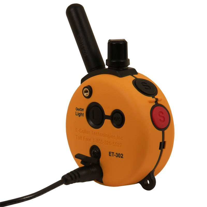 Educator ET-302-A Transmitter on Charger