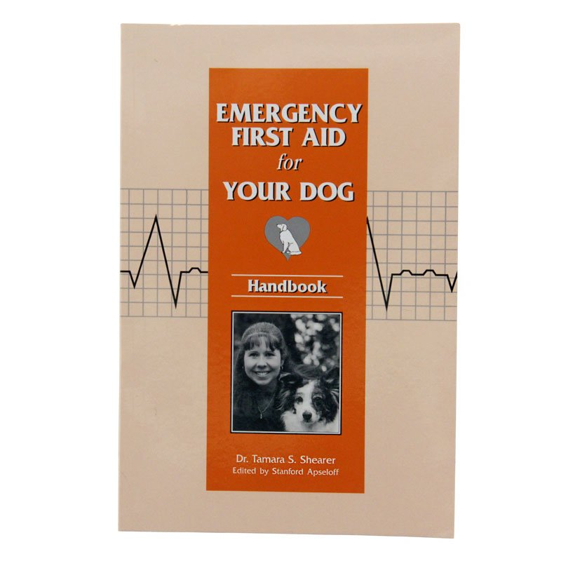 """Emergency First Aid For Your Dog"" Handbook"