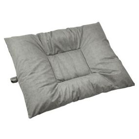 shop EXTRA LARGE Bizzy Beds® Dog Bed with Zipper -- Fog