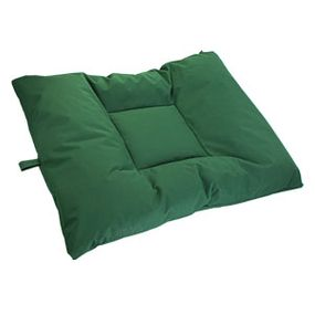 shop EXTRA LARGE Bizzy Beds® Dog Bed with Zipper -- Hunter Green