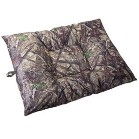 shop EXTRA LARGE Bizzy Beds® Dog Bed with Zipper --  True Timber HTC Camo