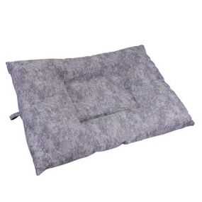 shop EXTRA LARGE Bizzy Beds® Dog Bed with Zipper -- Granite