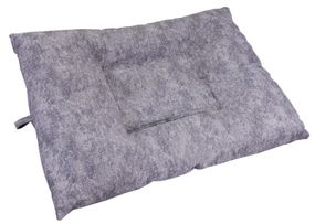 shop EXTRA LARGE Bizzy Beds™ Dog Bed with Zipper -- Granite