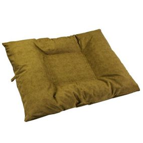 shop EXTRA LARGE Bizzy Beds® Dog Bed with Zipper -- Moss