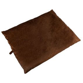 shop EXTRA LARGE Bizzy Beds™ Pillow Bed -- Brown