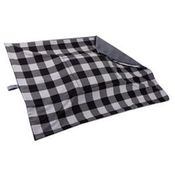 shop EXTRA LARGE Bizzy Beds® Replacement Cover -- Buffalo Black / Gray Two-Tone