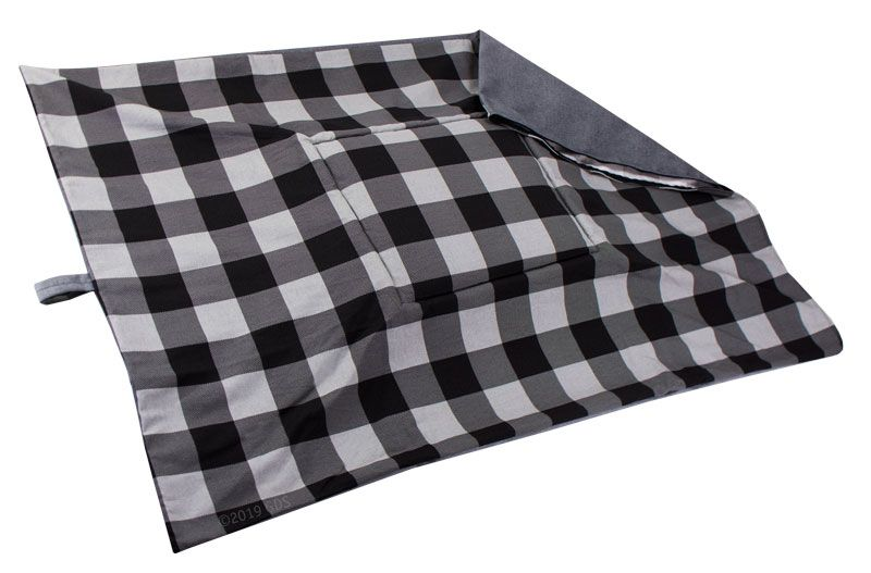 EXTRA LARGE Bizzy Beds® Replacement Cover -- Buffalo Black