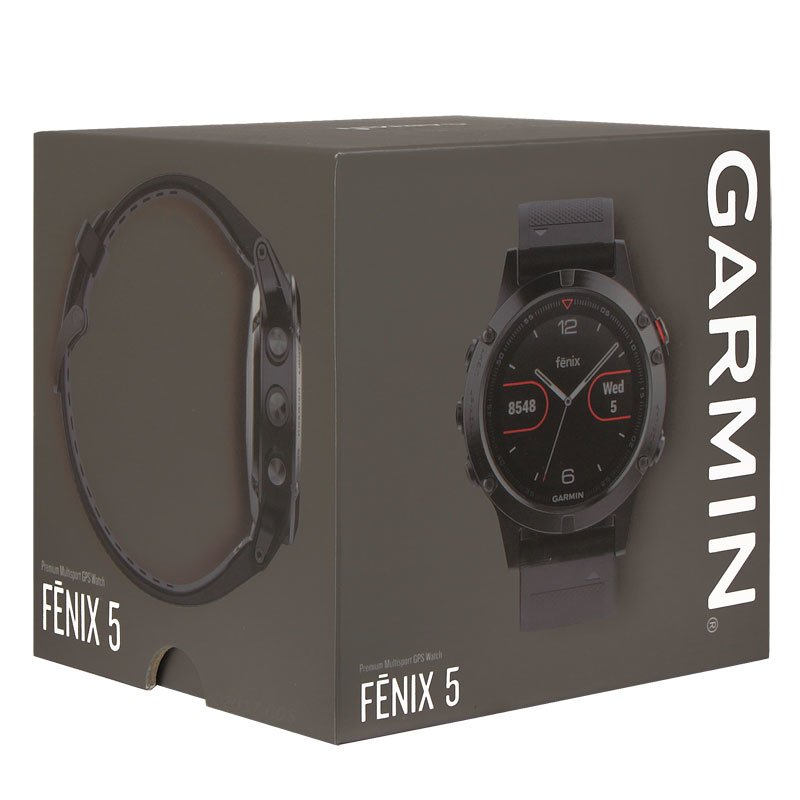 Fenix 5 Watch Box