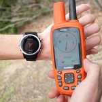 shop Fenix 5S Watch Screen w/ Astro - Orange