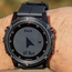 Fenix 5X PLUS Sapphire Watch Detail - Black
