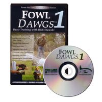 shop Fowl Dawgs Vol. 1 with Rick Stawski DVD
