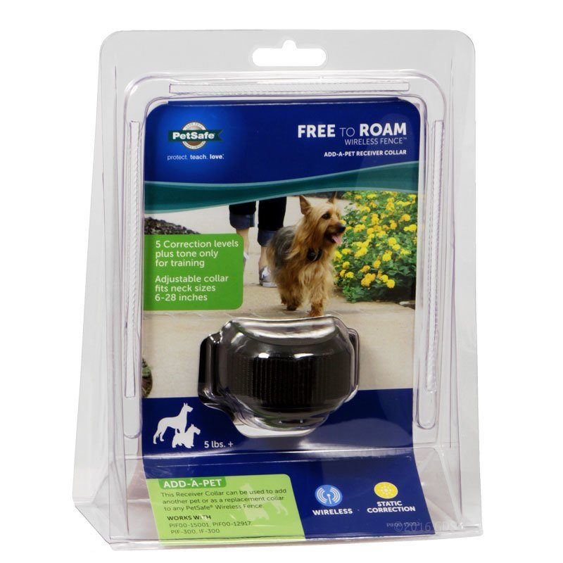 Free to Roam Collar Package