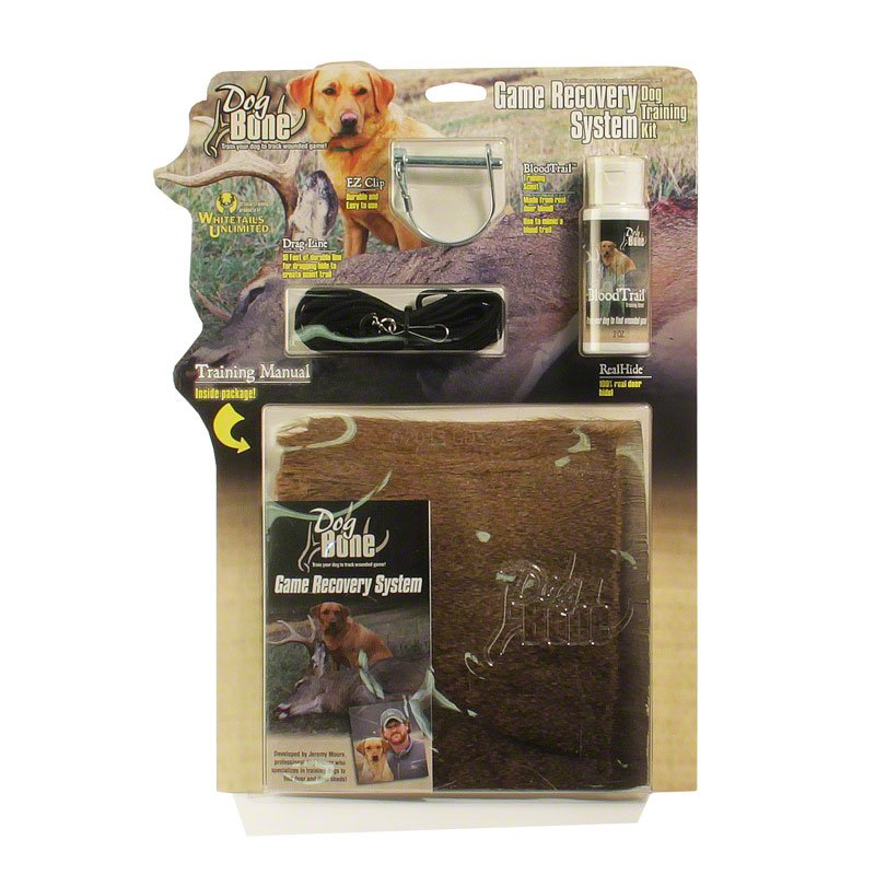 Game Recovery System Dog Training Kit Box