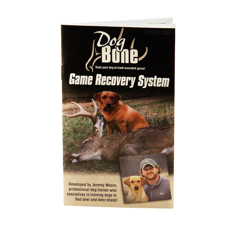 Game Recovery System Dog Training Training Manual