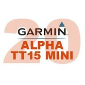 shop Garmin Alpha 100 + TT15 MINI COMBO 20-dog (GPS + E-Collar)