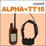 Garmin Alpha 100 with TT15 COMBO (1-dog GPS System)