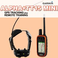 shop Garmin Alpha 100 with TT15 MINI COMBO (1-dog GPS System)