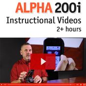 shop Garmin Alpha 200i Instructional Videos