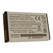 shop Garmin Alpha Li-ion Handheld Replacement Battery