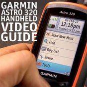 shop Garmin Astro 320 DVD Handheld Video Guide