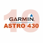 shop Garmin Astro 430 with T5 COMBO (10-dog GPS System)