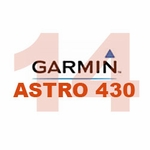 shop Garmin Astro 430 with T5 COMBO (14-dog GPS System)
