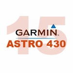 shop Garmin Astro 430 with T5 COMBO (15-dog GPS System)