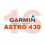 shop Garmin Astro 430 with T5 COMBO (16-dog GPS System)