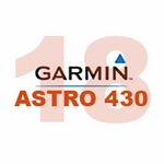 shop Garmin Astro 430 with T5 COMBO (18-dog GPS System)