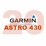 shop Garmin Astro 430 with T5 COMBO (20-dog GPS System)