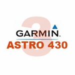 shop Garmin Astro 430 with T5 COMBO (3-dog GPS System)