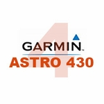 shop Garmin Astro 430 with T5 COMBO (4-dog GPS System)