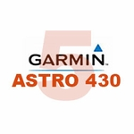 shop Garmin Astro 430 with T5 COMBO (5-dog GPS System)
