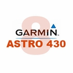 shop Garmin Astro 430 with T5 COMBO (8-dog GPS System)