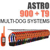 shop Garmin Astro 900 + T9 Multi-Dog Systems