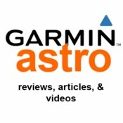 shop Garmin Astro Articles, Reviews and Videos