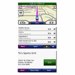 shop Garmin City Navigator North America NT Screen Shots