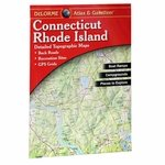 shop Garmin / Delorme Atlas & Gazetteer - Connecticut / Rhode Island