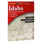 shop Garmin / Delorme Atlas & Gazetteer - Idaho