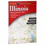 shop Garmin / Delorme Atlas & Gazetteer - Illinois